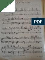 Liszt Campanella (easy version)