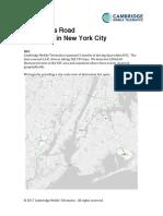 Dangerous Road Segments in NYC