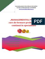 Suport Curs Managementul Furiei