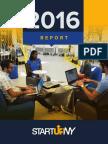 2016 Startupny Report