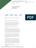 Guía de Configuración Modem Starbridge 305EU (ABA CANTV)