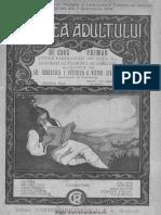 54326452 Cartea Adultului de Curs Primar Coprinzand Materiile de Limba Romană Aritmetică Şi Geometrie Religie Istorie Geografie