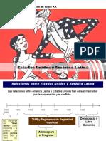 0092 HIST AMERICA Relaciones Con Estados Unidos