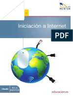 Iniciacion Internet