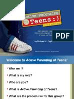 AP English PowerPoint