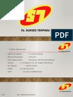Ppt Profil Perusahaan