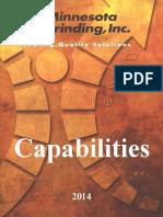 2014 Capabilities Complete(1)