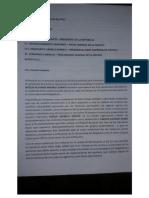 Carta de la familia de Roque Morelli al presidente Juan Manuel Santos