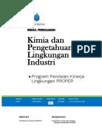 Modul -8-Teks-Kimia Dan Pengetahuan Lingkungan Industri