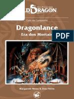 Dragonlance_Guia de Campanha