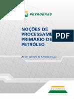 Noções de Processamento Primário de Petróleo