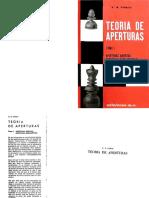 Teoría de Aperturas Abiertas y Semi-Abiertas - Vasili Panov