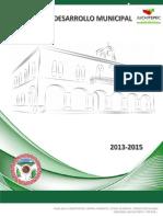 Plan de Desarrollo Juchitepec 2013