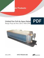 Catalogo de Producto - HFCF