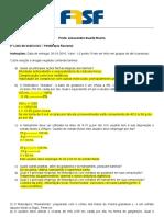 Lista 4 Fitoterapia Resolvida