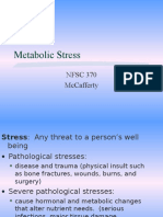 Metabolic Stress Web