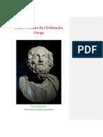 Fases da Civilização Grega