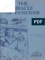 The Miracle of Passover Zola Levitt