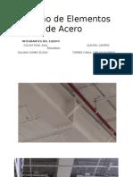 Diseño de Elementos de Acero