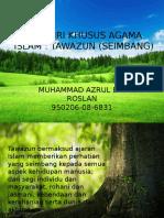 CIRI-CIRI KHUSUS AGAMA ISLAM.pptx