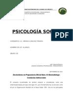 Psicologia Social 05 MOBBING