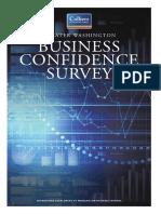 2017 Business Confidence Survey