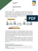 Tema 2.2 y 2.3 Túneles en IPv4 e IPv6