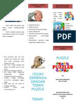Leaflet Puzzle