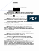 Commissioner Order 1 3-17-17