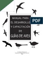 training_bird_guides_sp.pdf