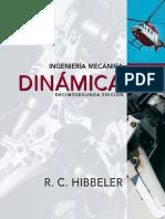 Ingeniería Mecánica (Dinámica) Hibbeler 12a Edición