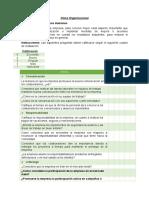 Clima Organizaciona (PROYECTO)