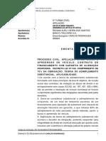 Jurisprudência TJDFT Teoria do Adimplemento Substancial