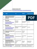 Agenda Conservatorio de Sintra - Novembro 2016