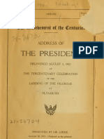 (1921) The Achievement of the Centuries