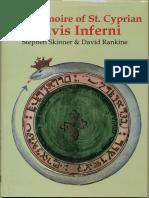 Stephen Skinner David Rankine - The Grimoire of St. Cyprian Clavis Inferni.pdf