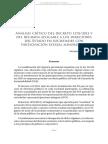 Analisis Critico Del Dec 1278