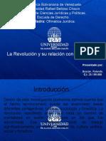 Revolucion y Derecho