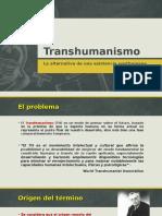 Transhumanism o