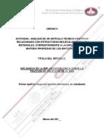 Ejemlo de Analisis Revista Tecnico Cientifica