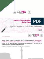 Contraloría Ciudadana - CDMX