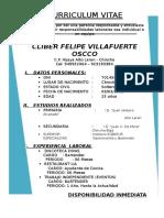 Curriculum BN