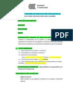 Manual Del Informe de Prácticas Uno