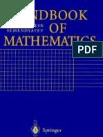Bronshtein - Semendyayev - Handbook of Mathematics