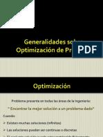 Generalidades Opt