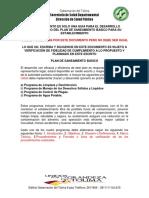 Plan de Saneamiento Basico Gobernacion Del Tolima 1 (4)