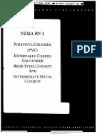NEMA RN1 PVC Coated RS Conduit