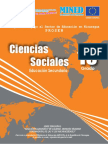 Libro de Estudios Sociales