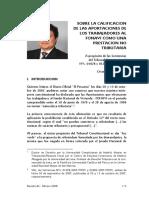 DERECHO TRIBUTARIO I (CÓDIGO TRIBUTARIO) -articulo gamba sobre fonavi
