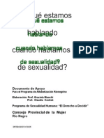 Documento Sobre Sexual Id Ad Humana